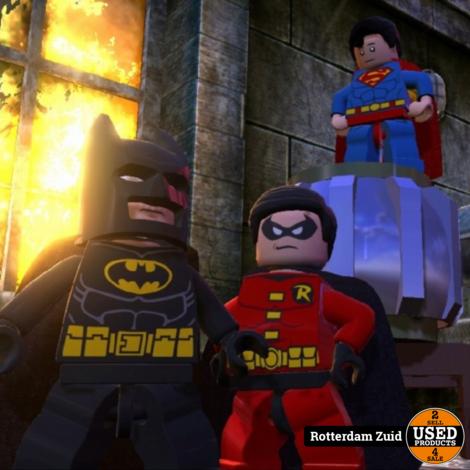 Nintendo DS Game: Lego Batman 2 DC Super Heroes