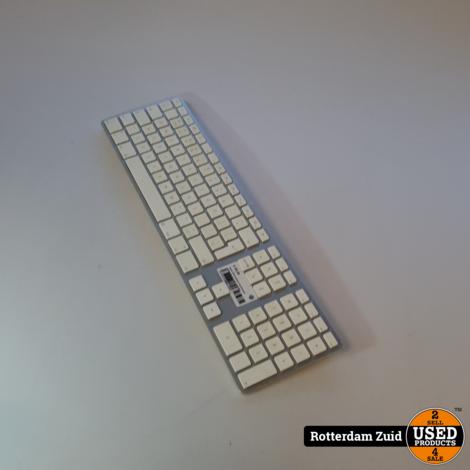 Apple USB Keyboard met Numpad (toetsenbord) || met garantie ||