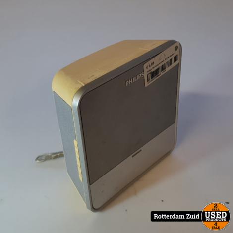 Philips Docking system DC190 Radio/ Wekker