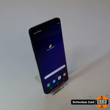 Samsung Galaxy S9 Plus 64GB II Nette staat II Met garantie II