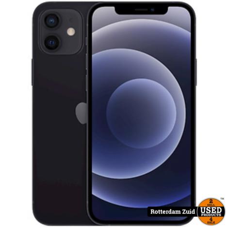 iPhone 12 256GB Black || Nieuw in seal || met garantie ||
