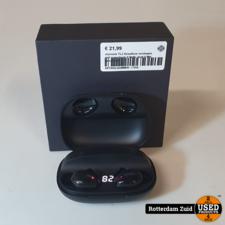 Joyroom TL2 Draadloze oordopjes met powerbank II Nette staat II Met garantie II