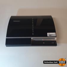 Playstation 3 phat II Nette staat II Met garantie II zonder controller