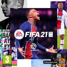PS4 en PS5 Game: Fifa 21