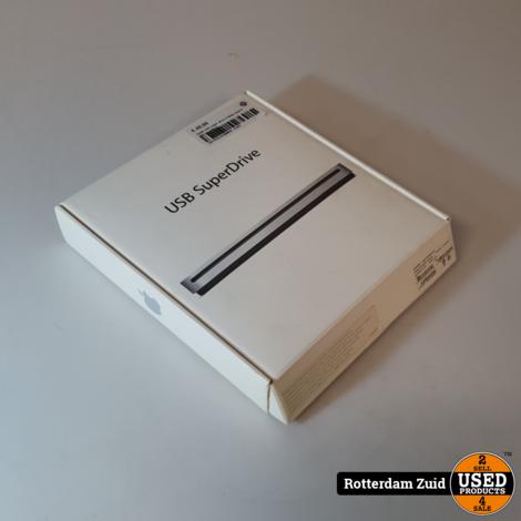 Apple usb super drive II Nette staat II Met garantie II