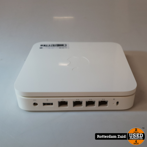Apple A1354 Base Station ( Export Express) II Nette staat II Met garantie II