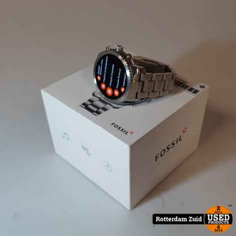 Fossil Q Explorist FTW4000 Smartwatch    met garantie   