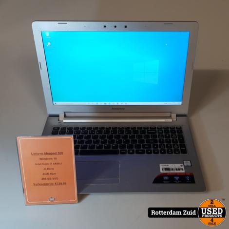 Lenovo Ideapad 500   i5   6GB   500GB    met garantie   