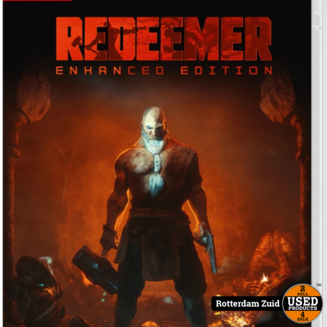 PS4 Game: Redeemer Enhanced edition