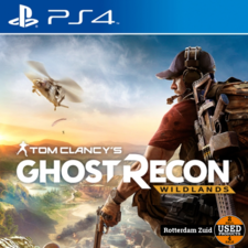 Ps4 Game: Ghost Recon Wildlands
