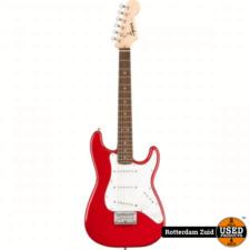 fender Squid mini electrische gitaar II Nieuwstaat II Met garantie II
