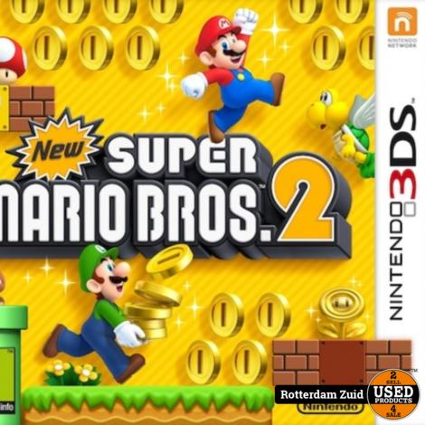 Nintendo 3DS Game: Super Mario Bros 2