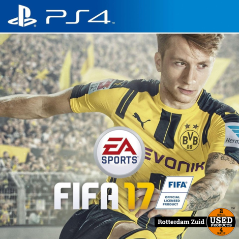 PS4 Game:Fifa 17