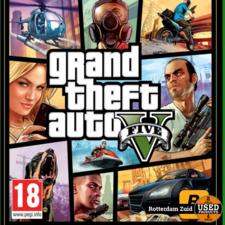 Xbox One Game: Grand Theft Auto V