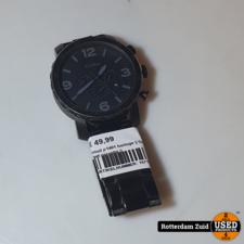 fossil jr1401 horloge || Gebruikte staat met garantie ||