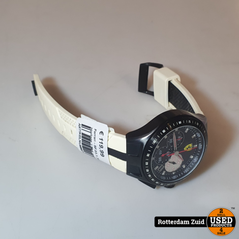 Ferrari - SF.03.1.34.0015 - Heren Horloge || Met garantie ||
