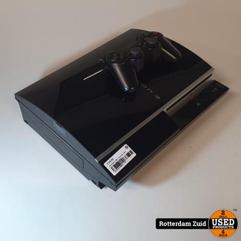 Playstation 3 Met 1 Controller II Met garantie II Nette staat II