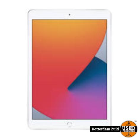 Apple iPad (2020) - 10.2 inch - WiFi + 4G - 32GB Zilver || Nieuw in seal ||
