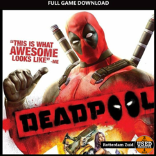 Xbox One Game: Deadpool