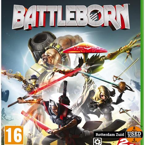 Xbox One Game:battleborn