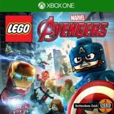 Xbox One Game:Lego Marvel Avengers