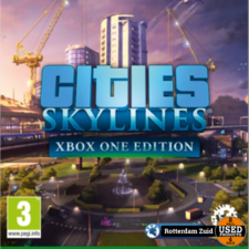 Xbox One Game: Cities Skylines