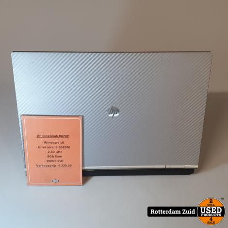 HP EliteBook 8407P II Nette staat II met garantie