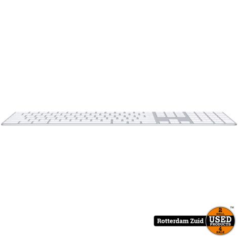 Apple Magic Keyboard met numeriek toetsenblok II Nette staat II met garantie II