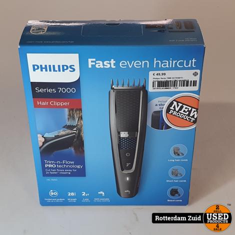 Philips Serie 7000 HC7650/15 - Tondeuse II Nieuw II Met garantie II