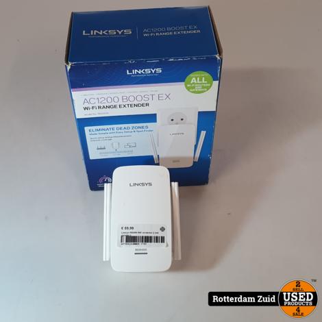 Linksys RE6400 Wifi versterker || met garantie ||