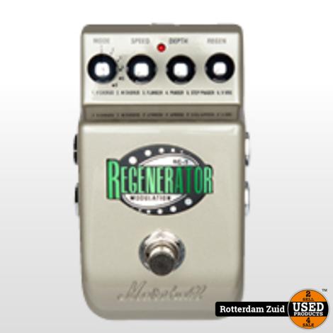 Marshall Regenerator RG-1 Modulation Pedaal || Nieuw in doos ||