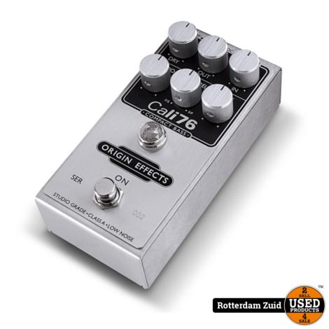 Origin Effects Cali76 Compact Bass || Nieuw in doos || met garantie ||