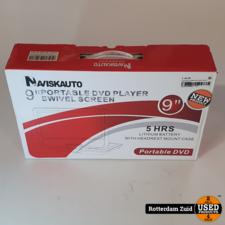 Naviskatu Portable DVD Speler auto || met garantie ||