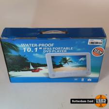 Portable DVD Speler 10 inch II Nieuw In doos II Met garantie II