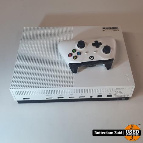 Xbox One S 500GB II Nette staat II Met garantie II