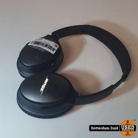 bose quietcomfort 25 met Noise canceling II Nette staat II Met garantie II