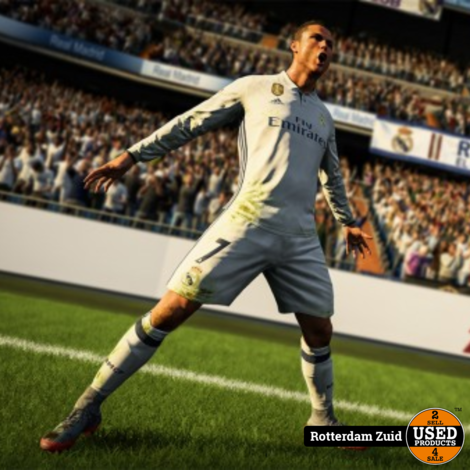PS4 Game: Fifa 18 Losse CD