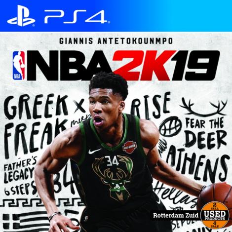 PS4 Game: NBA 2K19