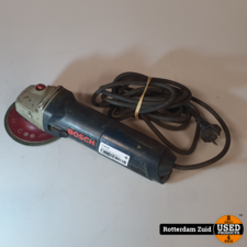 Bosch GWS 1400 Slijpmachine II Gebruikt II Met garantie II