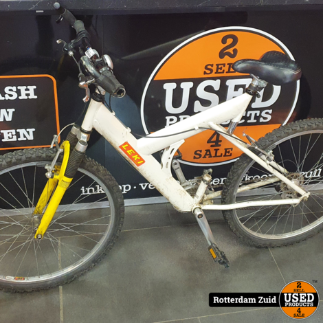 Leki mountain bike II Gebruikte staat II Met garantie II