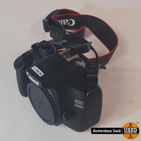 Canon EOS 1200D Camera II Nette staat II Met garantie II