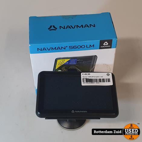 Navman 5600LM Navigatie    met garantie   