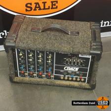 Crate PCM-4 Mixer II Nette staat II Met garantie II