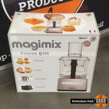 magimix cuisine systeme 5200 xl auto II Nieuw in doos II Met garantie II