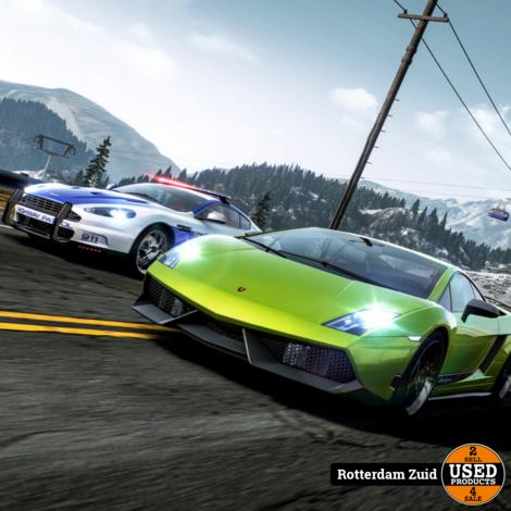 Nintendo Switch Game: Need For Speed Hot Pursuit II Nette staat II Met garantie II