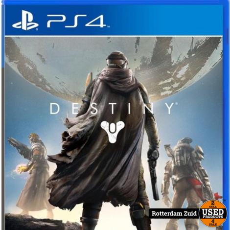 PS4 Game: Destiny