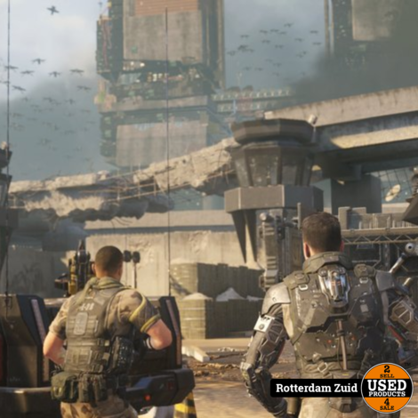 PS4 Game: Call Of Duty Black Ops 3