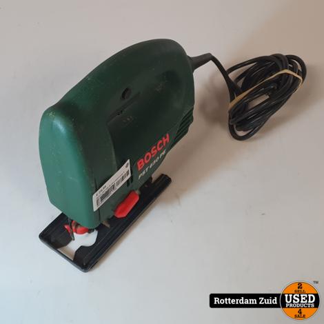 Bosch PST 600 Pe Decoupeerzaag II Met koffer en garantie II