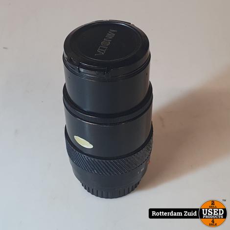 Minolta AF28-85MM Lens II Nette staat II Met garantie II