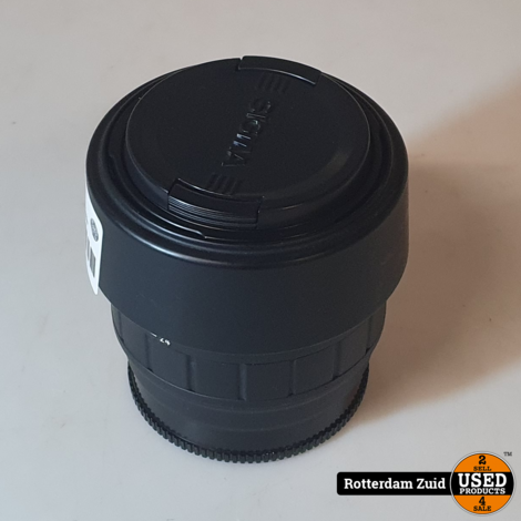 SIGMA Zoom 24-70mm Lens II Nette staat II Met garantie II